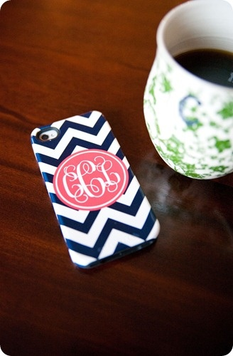 Monogram - iphone