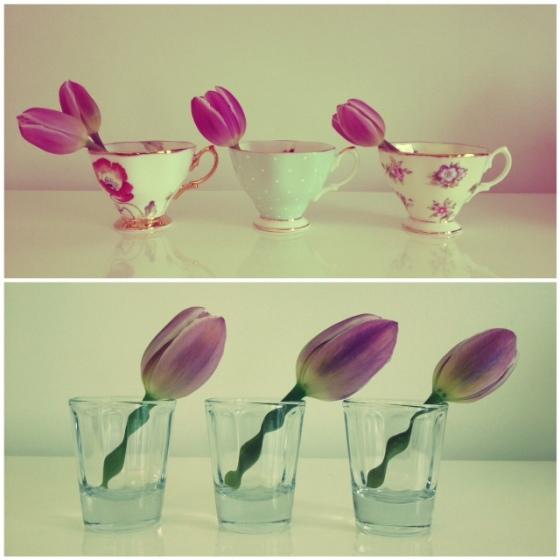 florals - threes
