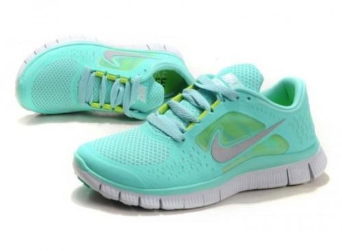 turquoise free run