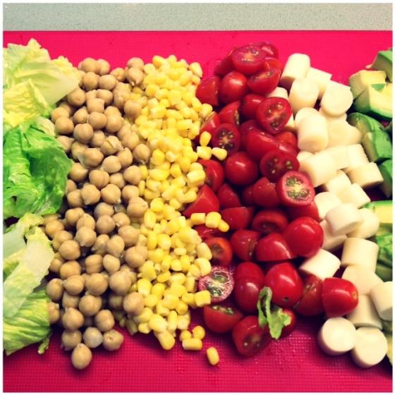 chop salad1