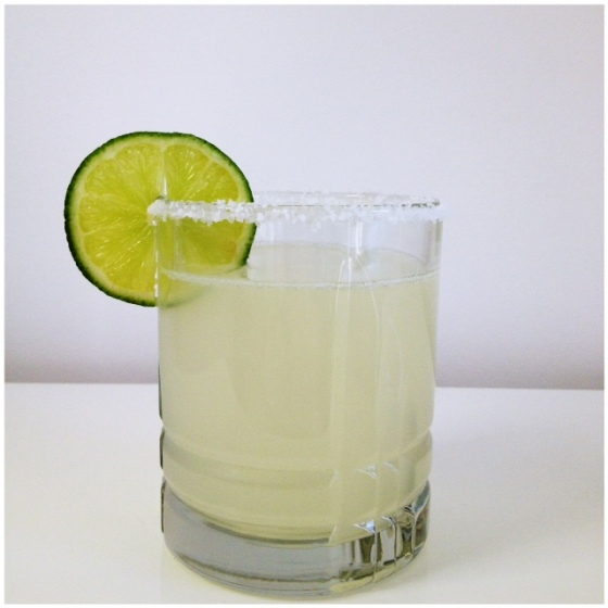fresh lime margarita