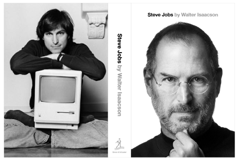 Father's Day - Steve Jobs book cover