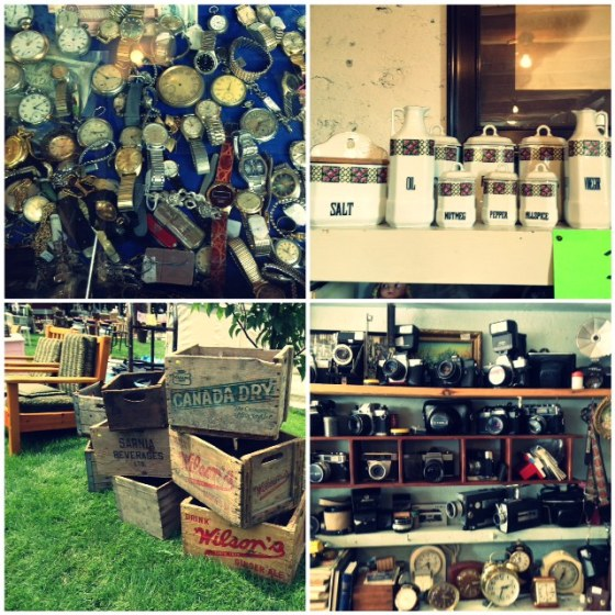 Aberfoyle Antique Market