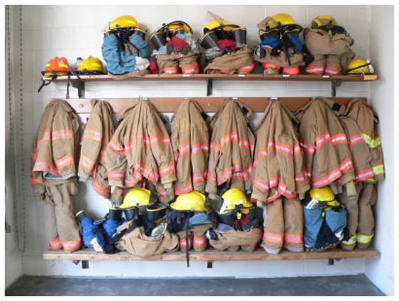 firemen uniforms