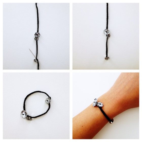 modern friendship bracelet