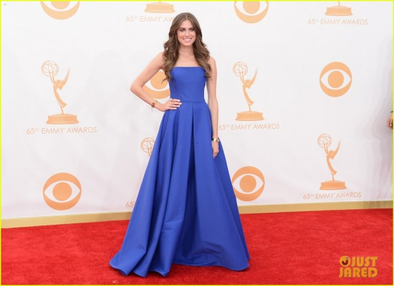Allison Williams - Emmys 2013