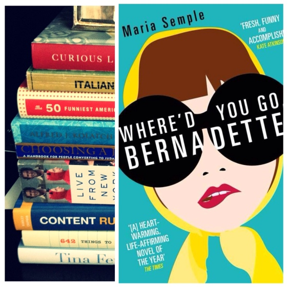 On My Nightstand: Where'd You Go, Bernadette