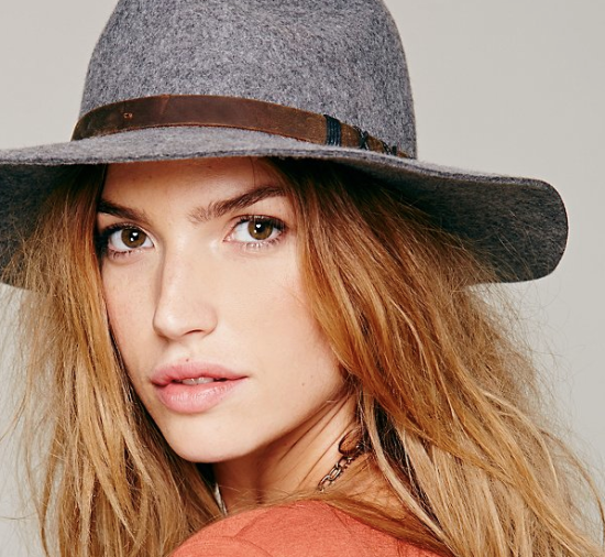 Free People Soho Felt Hat