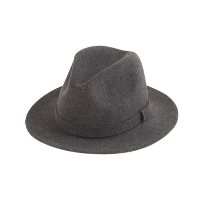 J Crew Felt Bailey Hat