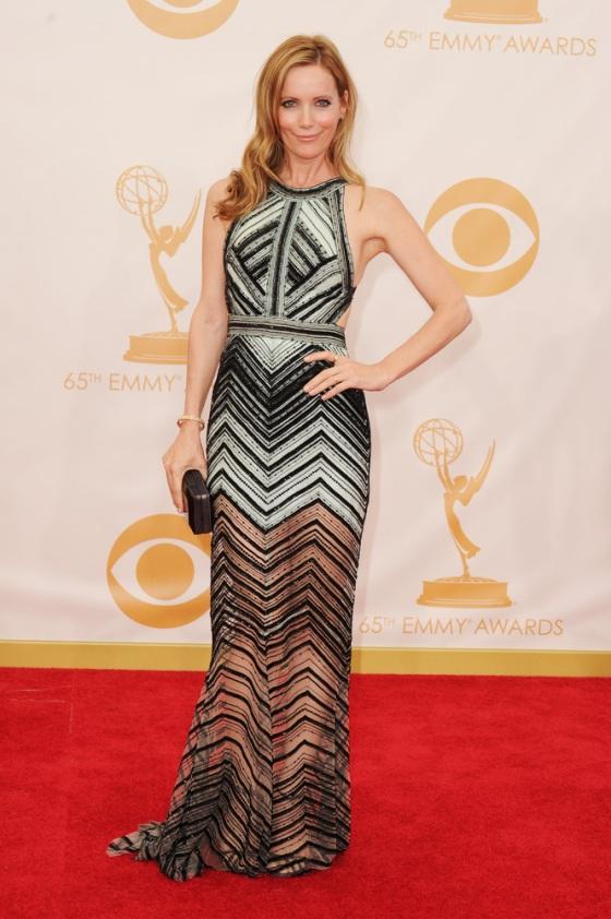 Leslie Mann - Emmys 2013