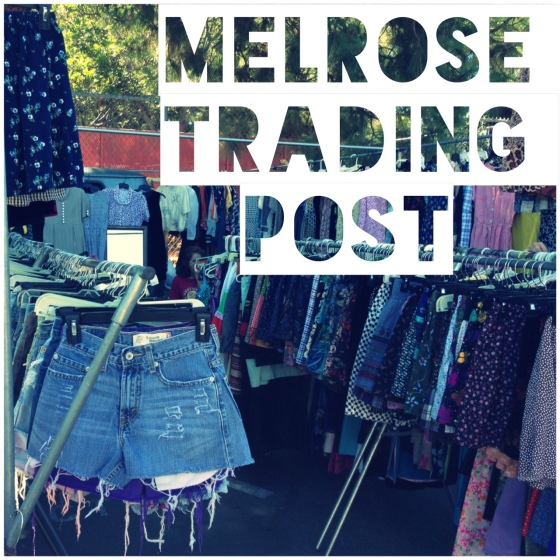 Melrose Trading Post, Los Angeles