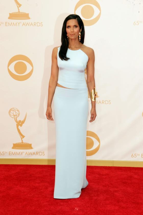 Padma Lakshmi - Emmys 2013