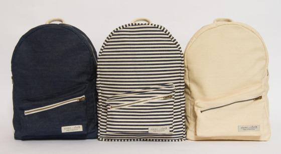 Stone + Cloth backpacks