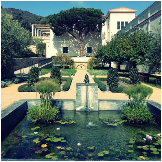 Getty Villa, Los Angeles