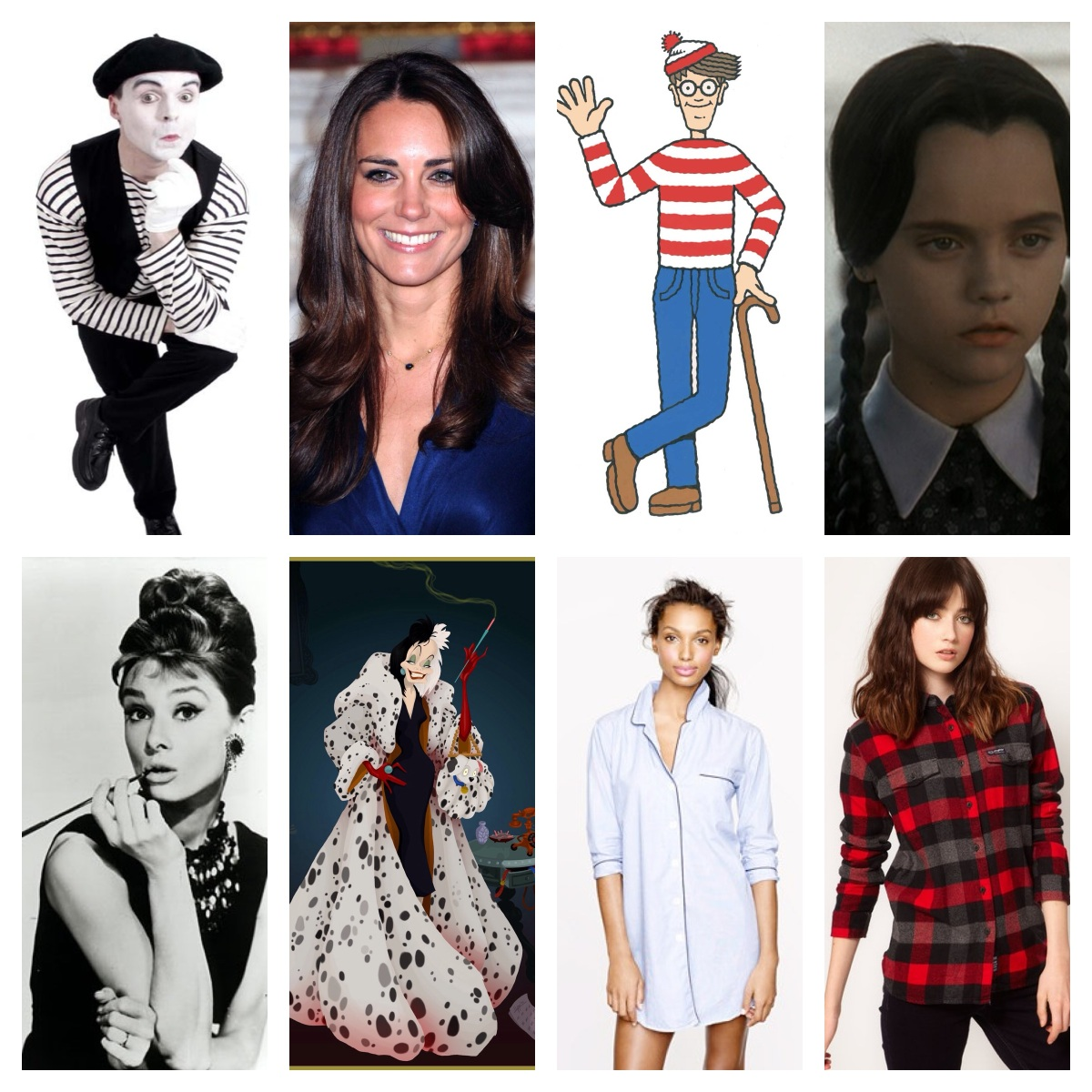 8 Last Minute Halloween Costume Ideas