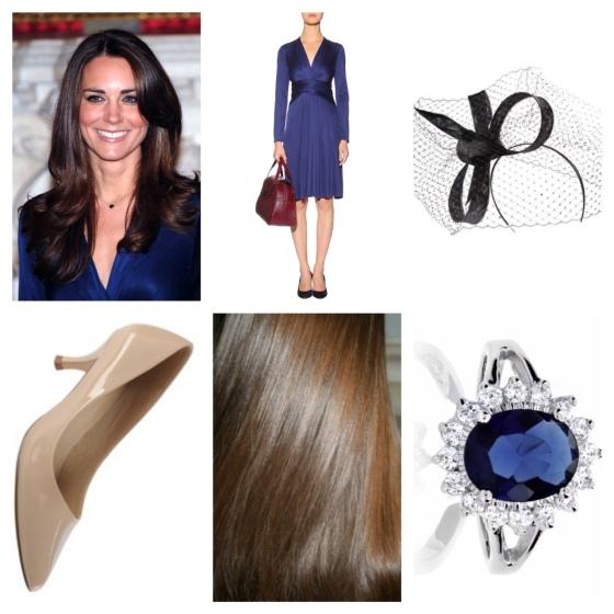 Kate Middleton costume