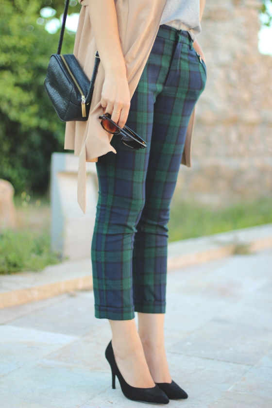 My Showroom Blog plaid pants