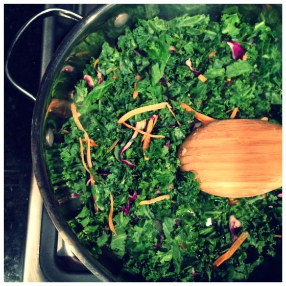Mini Crustless Kale Quiche