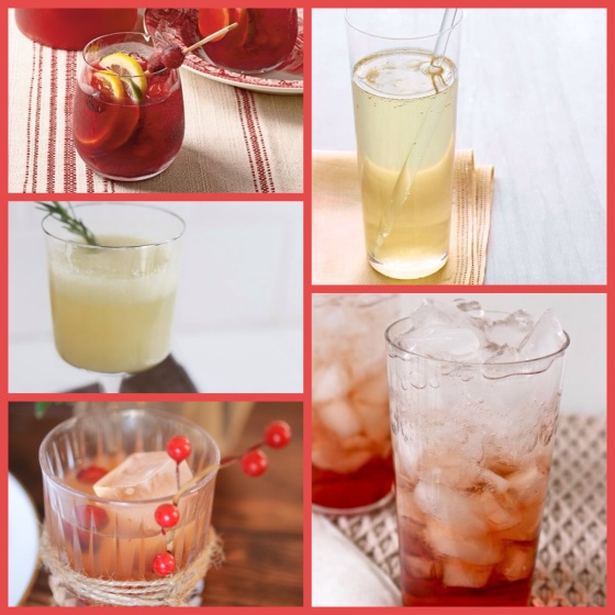 Holiday cocktail recipes from around the web