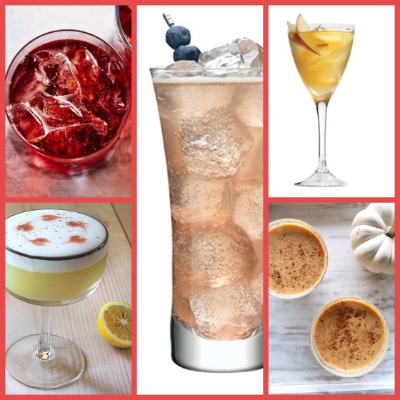 holiday cocktails recipes from around the web