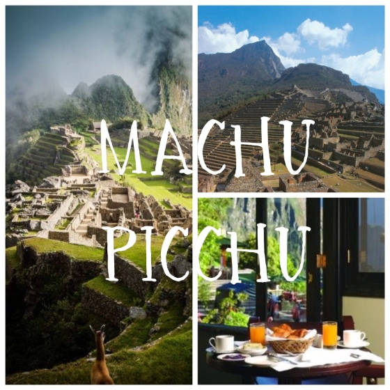 travel Machu Picchu