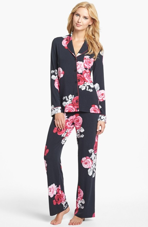 floral modal PJ Luxe
