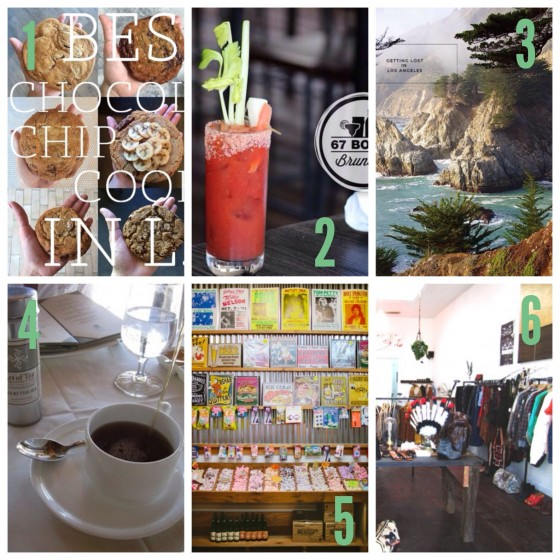Friday Faves - LA Things
