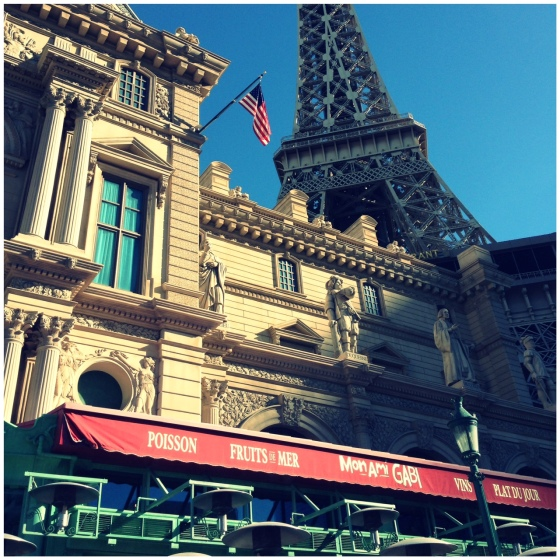 The Paris Hotel Las Vegas