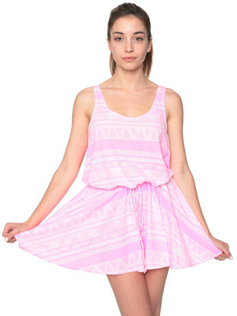 American Apparel drawstring dress