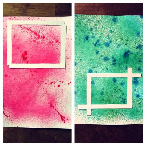 Tie Dye Cards 4