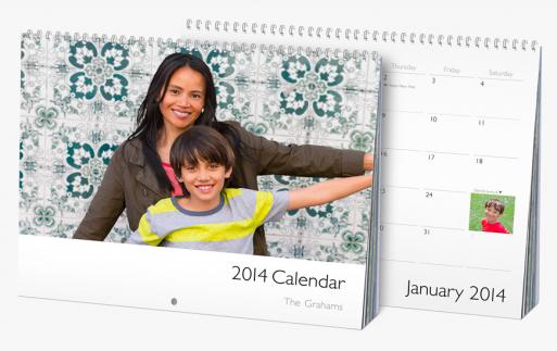 iPhoto Calendar