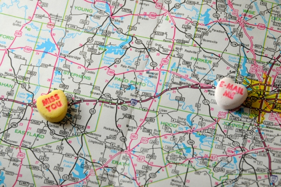 Long Distance Love: Mother's Day Edition